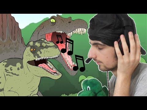 JURASSIC PARK 3 THE MUSICAL by LHUGUENY Reaction