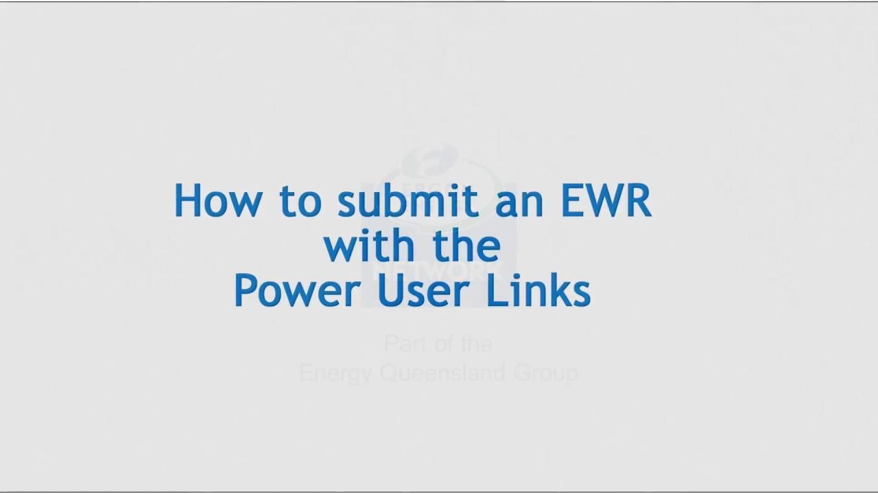 Portal help - Ergon Energy