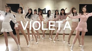 IZ*ONE (아이즈원) - 비올레타 (Violeta) K-pop Dance Cover 뮤닥터아카데미