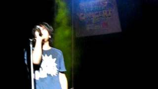 Hey Mitchel Musso Six Flags Over Texas Concert