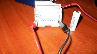 Парочка рад по зарядці Ni-MH і Ni-Cd за допомогою imax b6