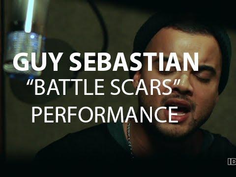 "Guy Sebastian ""Battle Scars"" Acoustic Performance"
