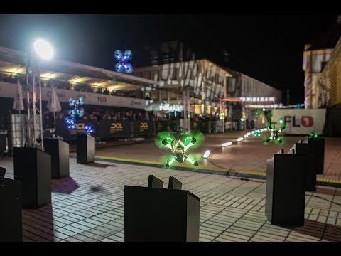 FL1 Grand Prix Liechtenstein Drone Racing Highlights | DCL
