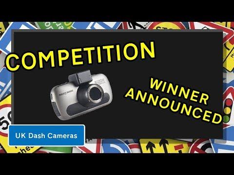 UK Dash Cameras - Dash Camera Giveaway - Winner Announced!
