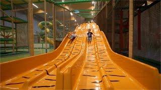 [Part 1/3] Leo's Lekland Indoor Playground Fun for Kids (Växjö)