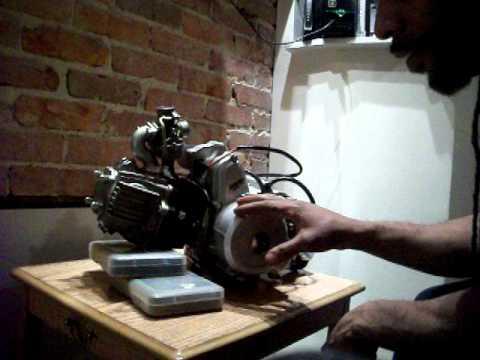loncin 110cc atv wiring diagram toyota 22re motor talk timing iz key youtube