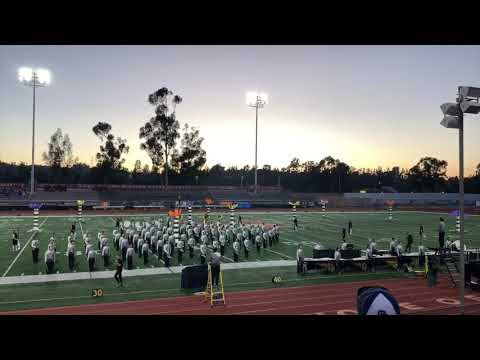 Cerritos High School Marching Band - Competition 1 (10.05.2019) @ Mission Viejo HS