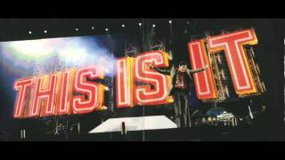 """MICHAEL JACKSON """"THIS IS IT"""" ORCHESTRA VERSION HQ TAKEN FROM THE ALBUM """"THIS IS IT"""""""