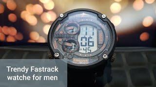 Unboxing of Fastrack 38045PP03 Trendies Watch-For Men