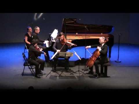 Fauré Piano Quartet Op. 15: 1st Mvt