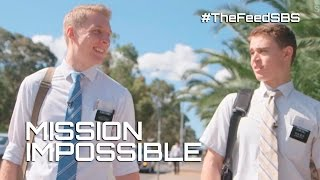 Mormon missionaries in Australia: a day in the life