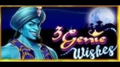 3 Genie Wishes - Slot Machine