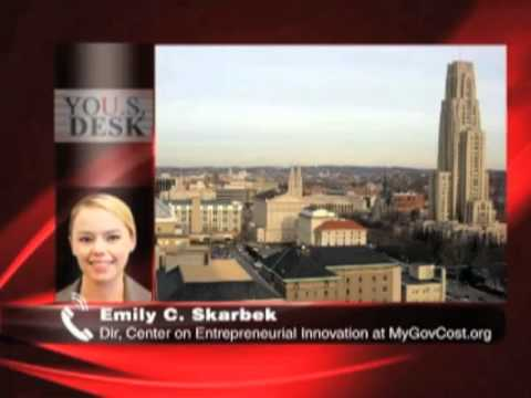 Emily Skarbek on U.S. Government Policies and Unemployment