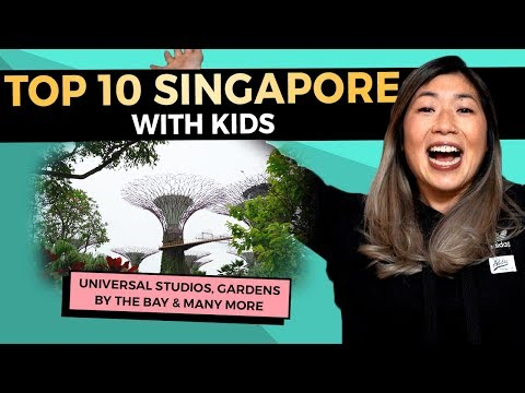 Top 10 BEST Things To Do In Singapore With Kids (2020)