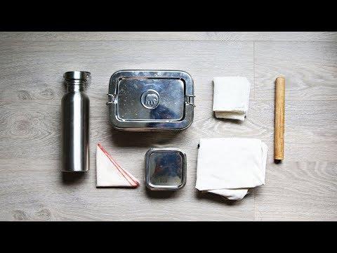 My Low Waste Travel Essentials | + tips