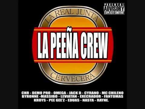 La peña crew - La real junta cervecera (DISCO COMPLETO)