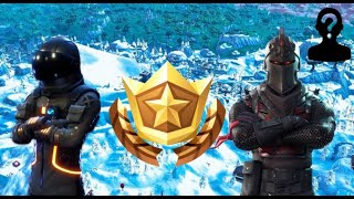 Battle Pass Skin Challenge in Fortnite! ~ Super 789