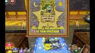 Wizard101: Medusa Quest (Level 58 Myth Spell)