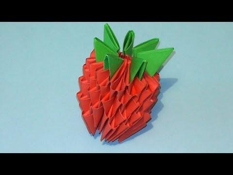 модульное оригами видео