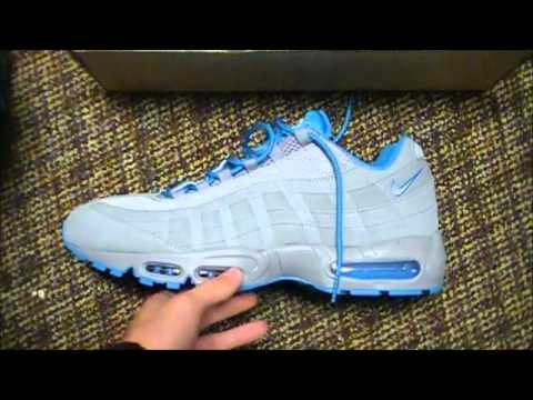 Nike Air Max Shoe Review New Stealth White Nptn Blue Grey