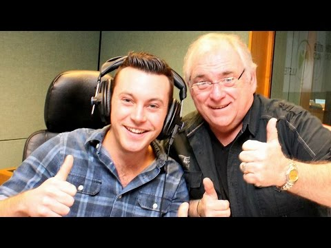 Nathan Carter Meets Hugo Duncan on BBC Radio Ulster