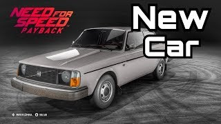 🌟 LOCALIZAÇÃO DO VOLVO 242DL - NOVO CARRO ABANDONADO - NEED FOR SPEED PAYBACK