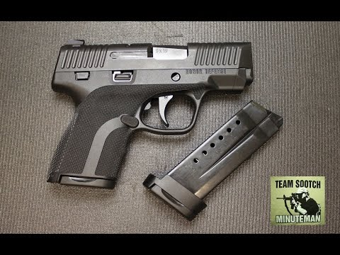 New Honor Guard 9mm Compact Pistol from Honor Defense