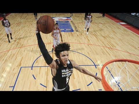 D.J. Wilson FULL Summer League 2017 Highlights
