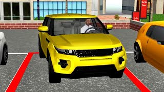 Master of Parking SUV #4 - Cars Games Android gameplay #carsgames