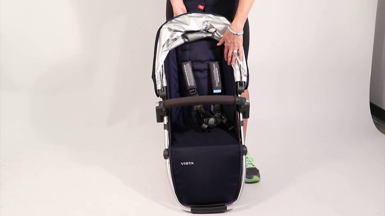 SERVICE IN SECONDS - Removing UPPAbaby Seat Fabrics & SERVICE IN SECONDS - Removing UPPAbaby Seat Fabrics - YouTube