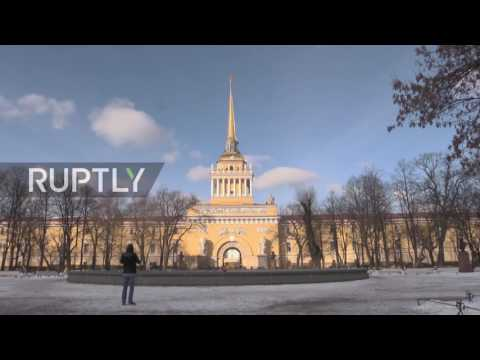 Russia: Check out St. Petersburg; one of the host cities of Russia's World Cup 2018