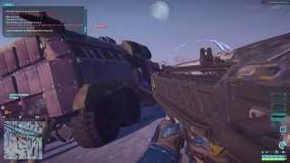 planetside 2 jeux jeux pc online ( aterissage derriere la ligne de front)
