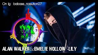 Gambar cover Alan Walker & Emelie Hollow - Lily | Alan Walker |