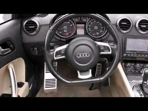 2008 Audi TT 32 Quattro Roadster Leather Navigation Convertible