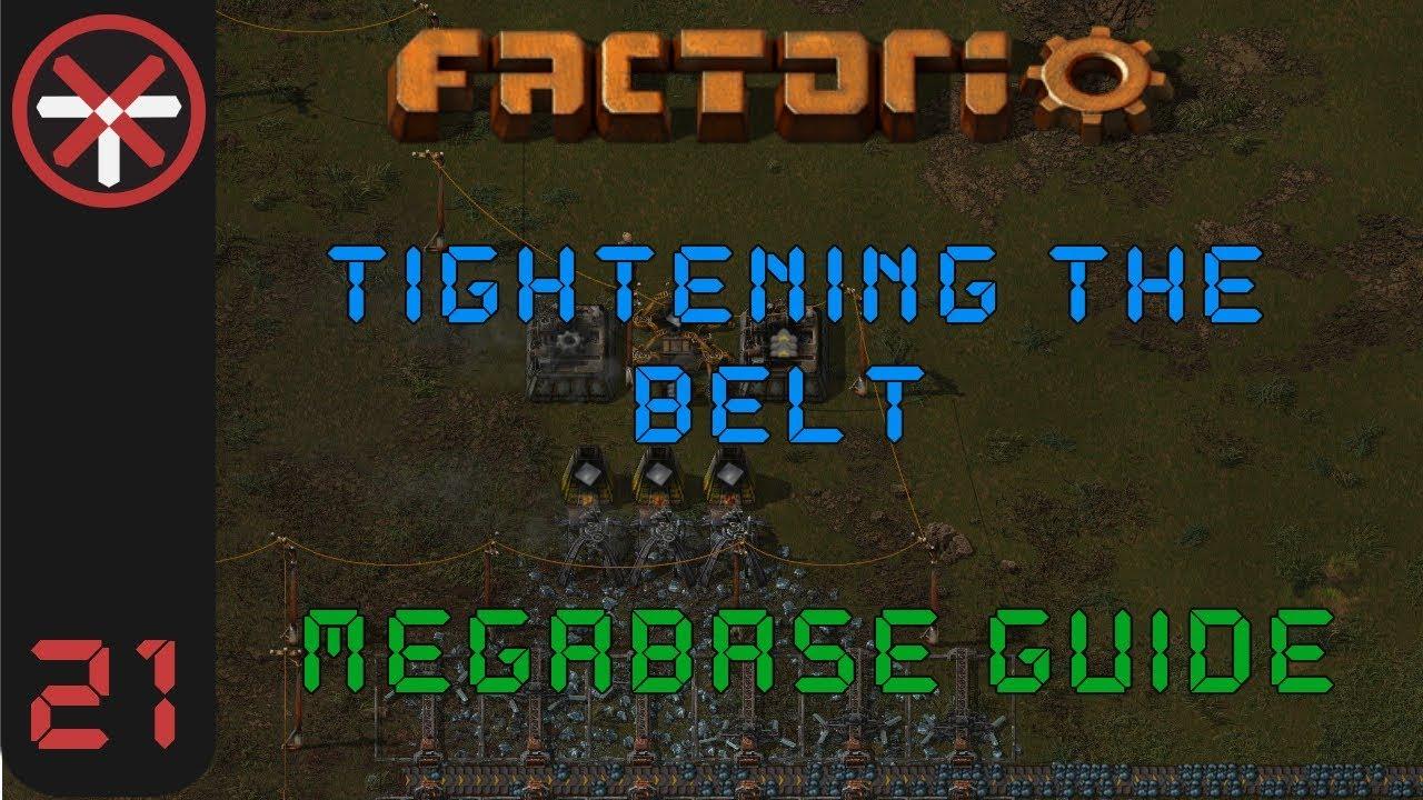 Factorio: Tightening The Belt: Megabase Guide EP21 - KOVAREX PROCESS |  Tutorial Gameplay Series