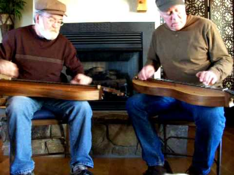 Black Mountain Rag on Mountain Dulcimer