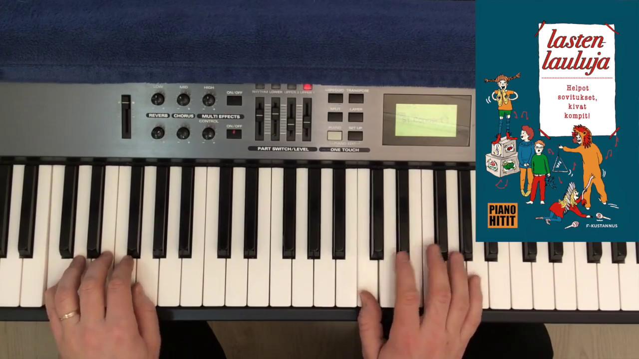 Tuiki Tuiki Tähtönen Piano
