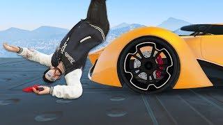 【DE JuN】GTA 5 - 超爆笑搶車大作戰!! ( 歡樂時刻 )
