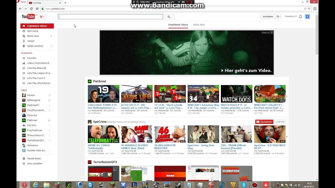 Youtube Filme Runterladen
