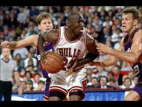 1993 NBA Champions - Chicago Bulls - Three Peat