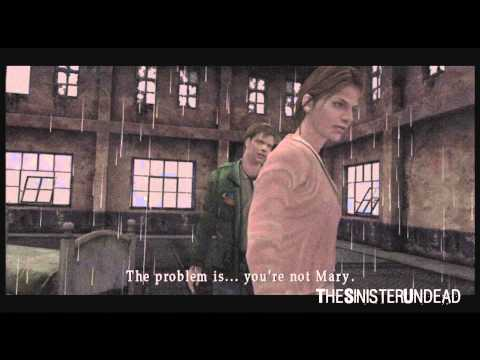 Silent Hill 2 All 6 Endings (6 Complete) HD
