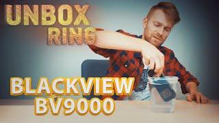 BLACKVIEW BV9000   Povandeninis statybininkų telefonas   Unbox Ring    Laisvės TV X