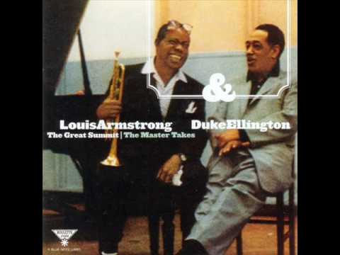 Louis Armstrong & Duke Ellington - Don't Get Around Much Anymore