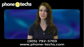 Cell Phone BlackBerry Repair Center - Miami, Fort Lauderdale, Aventura, Hollywood