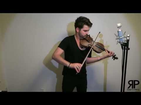 Locked Away (violin remix) - R. City feat. Adam Levine - Rhett Price