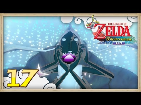 The Legend of Zelda: The Wind Waker HD - Part 17 - Star Island and Fairies