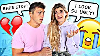 being-insecure-to-see-how-my-fiance-reacts-cute-reaction