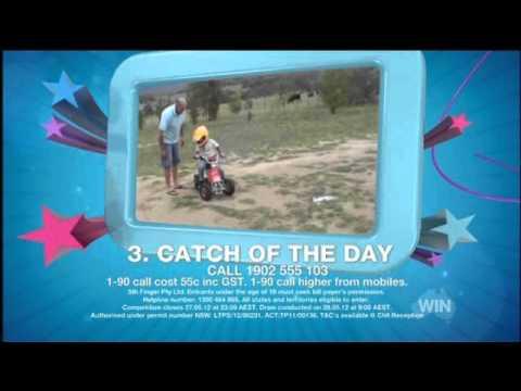 Australia's Funniest Home Videos   Finalists - (26.05.2012)