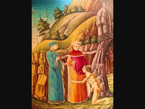 La Divina Commedia. Purgatorio, canto VI° (Sordello). Lettura di Arnoldo Foà.