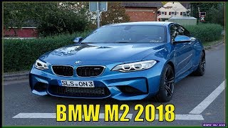 BMW M2 2018 | New 2018 BMW M2 CSL Review POV Test Drive Result And Review